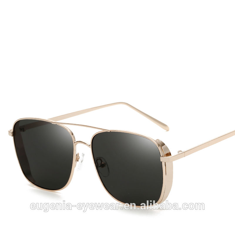EUGENIA 2020 fashion metal Kabir singh India movie popular metal quality sunglasses