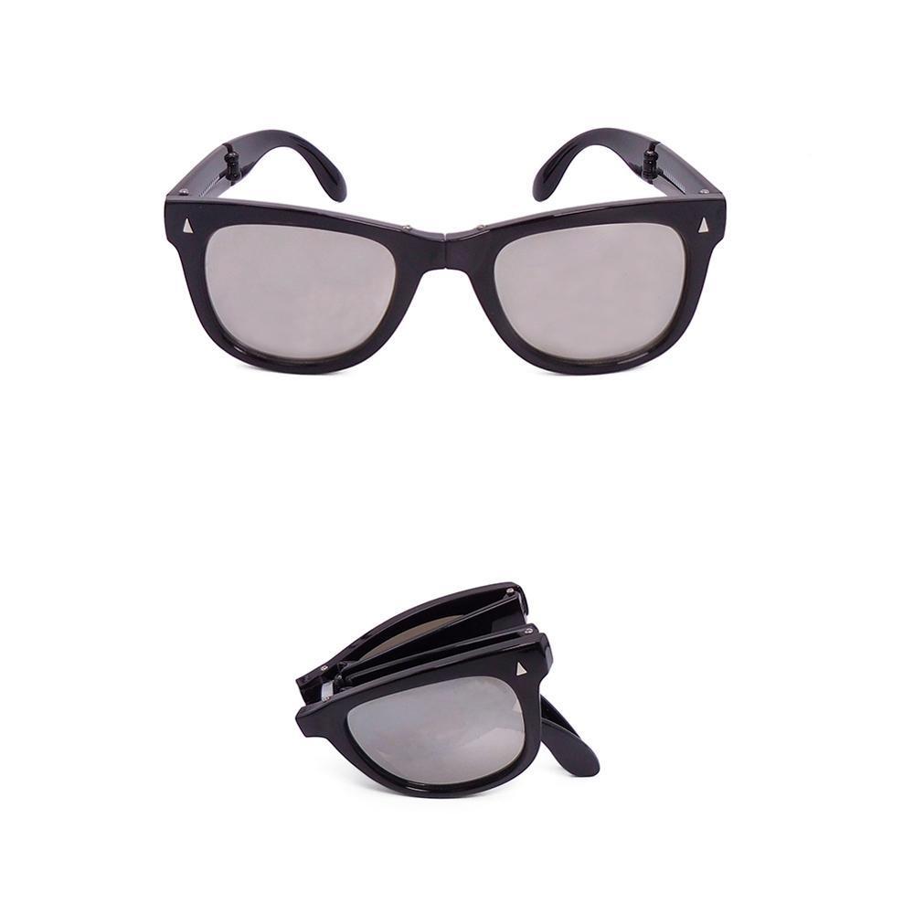 EUGENIAA Foldable Unisex Gafas De Sol Hombre Private Label China Supplies UV 400 Fold Sunglasses