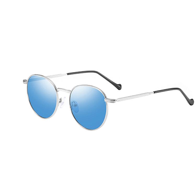 EUGENIA Hot Sales Portable Individuality Man Sunglasseswomen's cheap plastic sunglasses