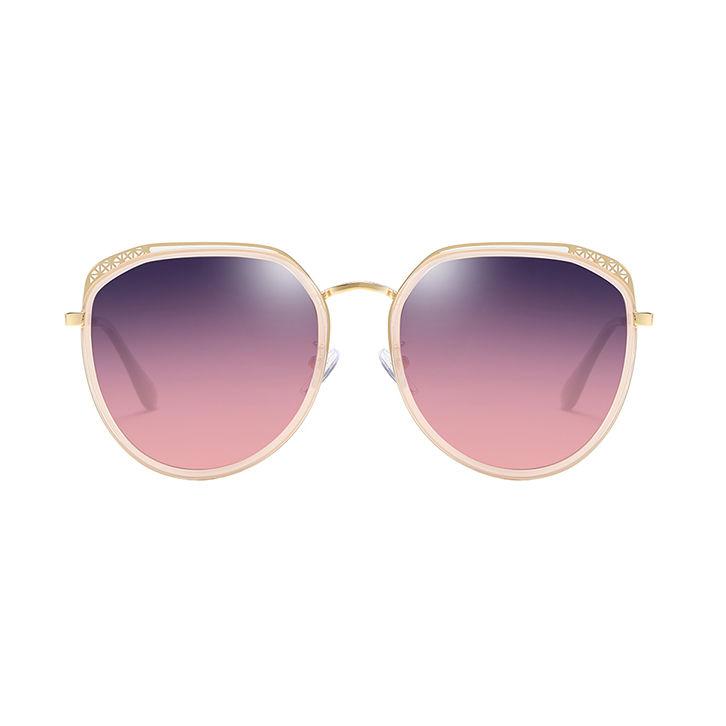 EUGENIA Women Fashion Newest Sunglasses Brand Designer Sun Glasses Retro Vintage Sunglasses