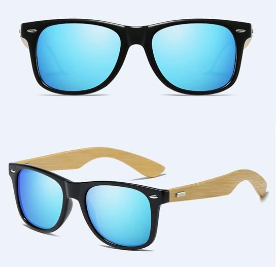 2020 new arrivals bamboo polarized sunglasses