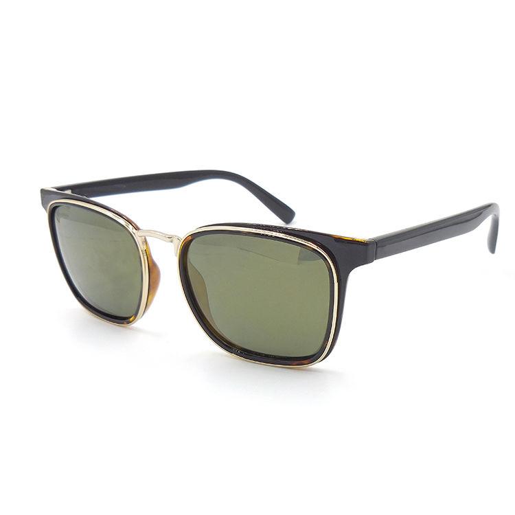 EUGENIA OEM Customized Logo China Factory Designer Brand Polarized Unisex Sunglasses 2021