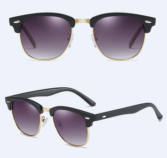 EUGENIA novelty fashion uv 400 ce retro custom polarized sunglasses 2020