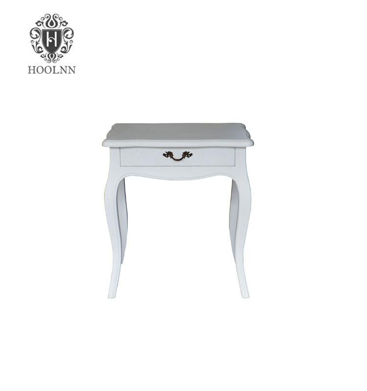 Hampton Luxury Wooden Denon Side Table HL020