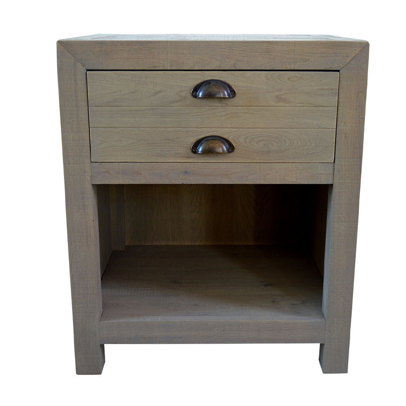 Magnificent and Classy Bedside Table-2 Drawer