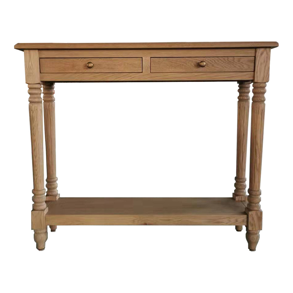 French ProvincialConsole Table W5840