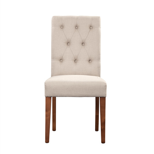 French country style upholstery dining chair P2199