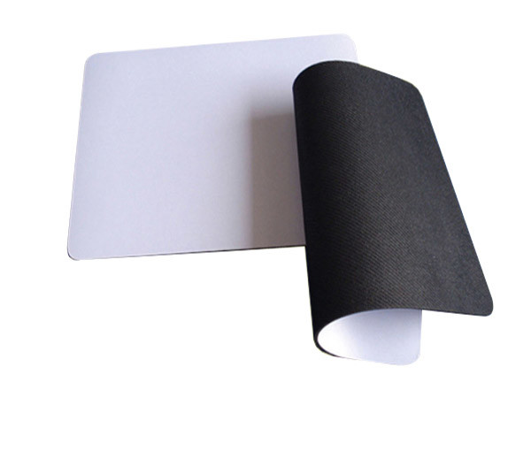 Reach, RoHS conform mouse pad material blank sublimation mouse pad