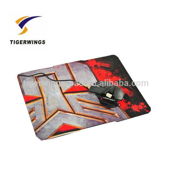 wholesale mouse pads/custom blank mouse pan mat for sublimation