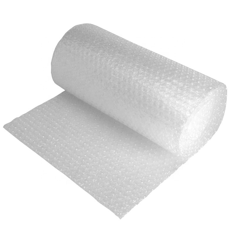 Eco-friendly Air Bubble Film bubble cushioning wrap on roll
