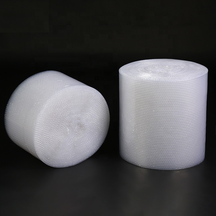 Compostable Eco-friendly Air Bubble Film bubble cushioning wrap on roll