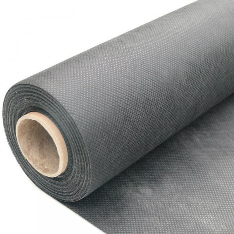 nonwoven fabric 60 grams anti weed mat in good price