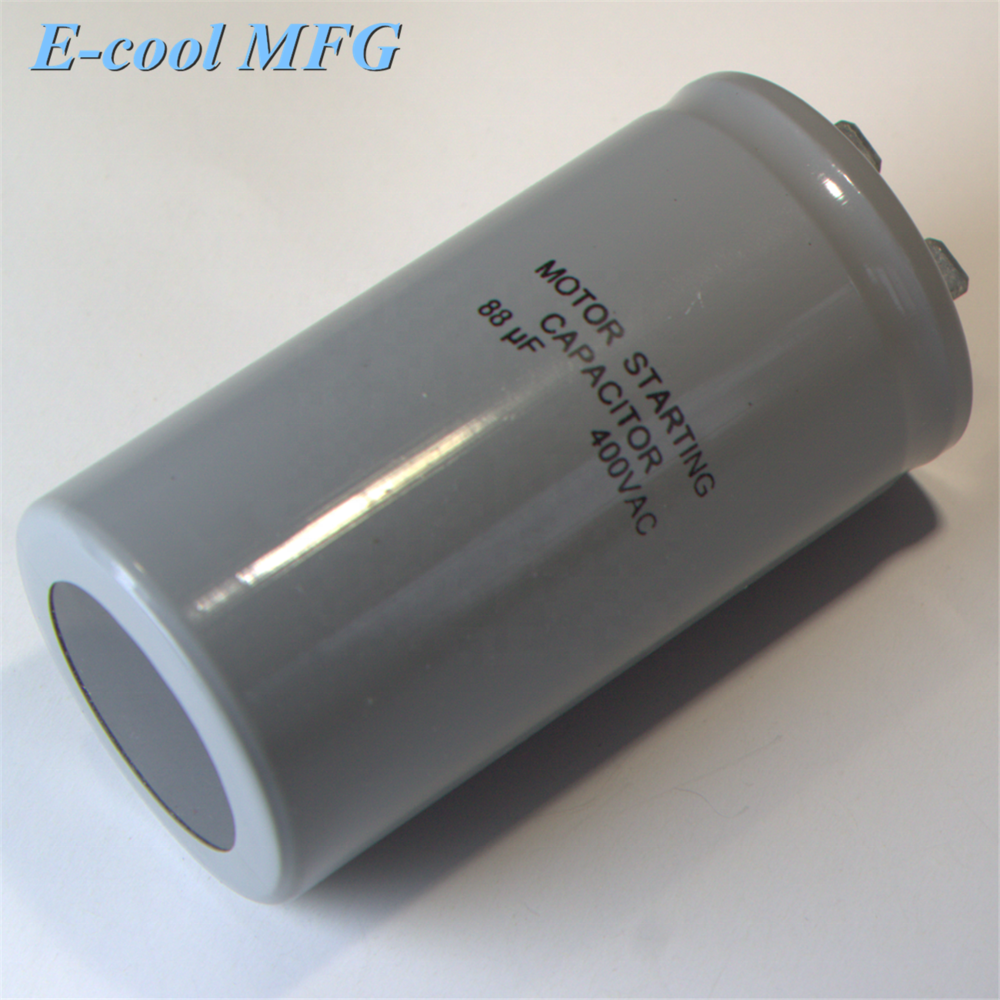 CD60A Electrolytic CapacitorMotor Start AC Capacitor