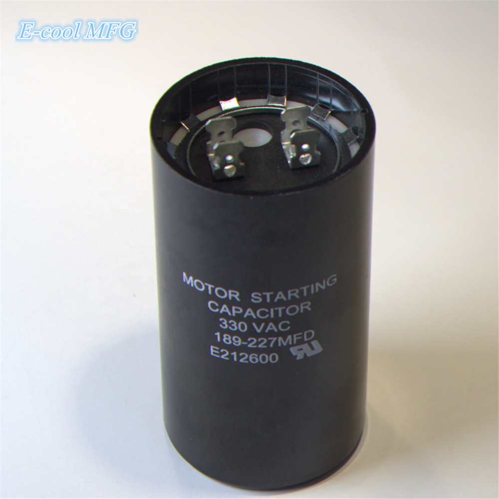 250v 400uf cd60 motor starting 220v capacitor