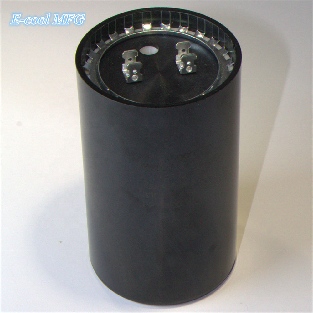 Motor Start Capacitor for Refrigerator and Air Conditioner Capacitor