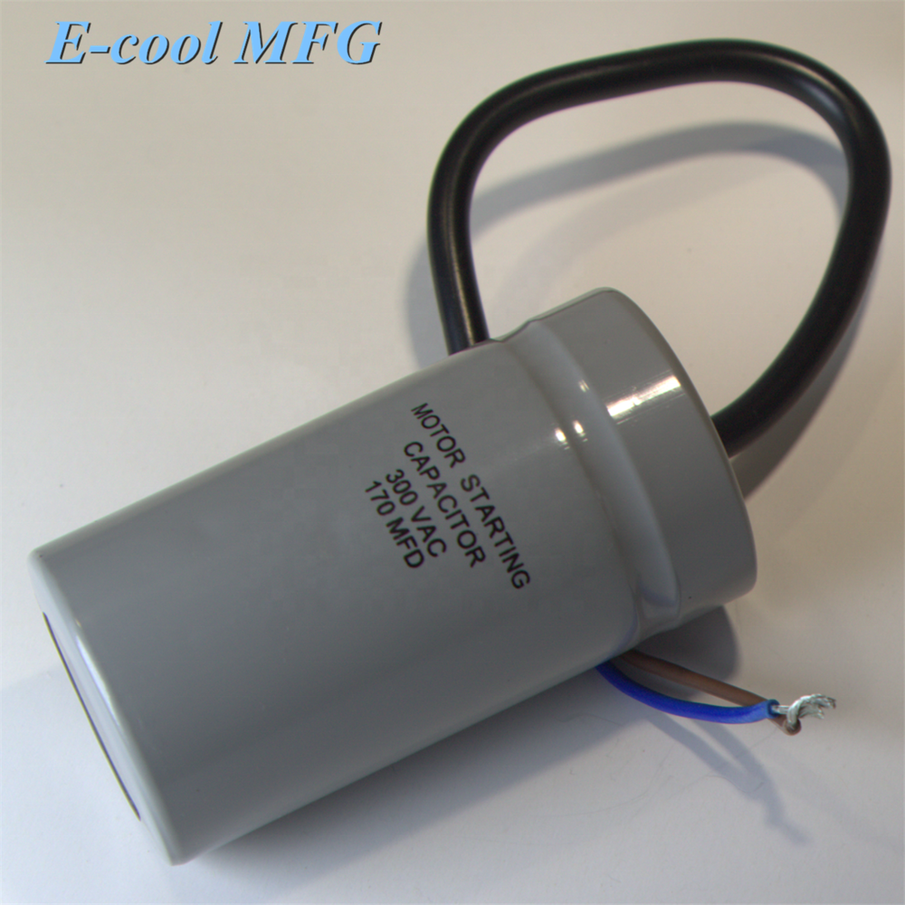 CD60A AC Motor Start Capacitor in Capacitors 120UF 125VAC