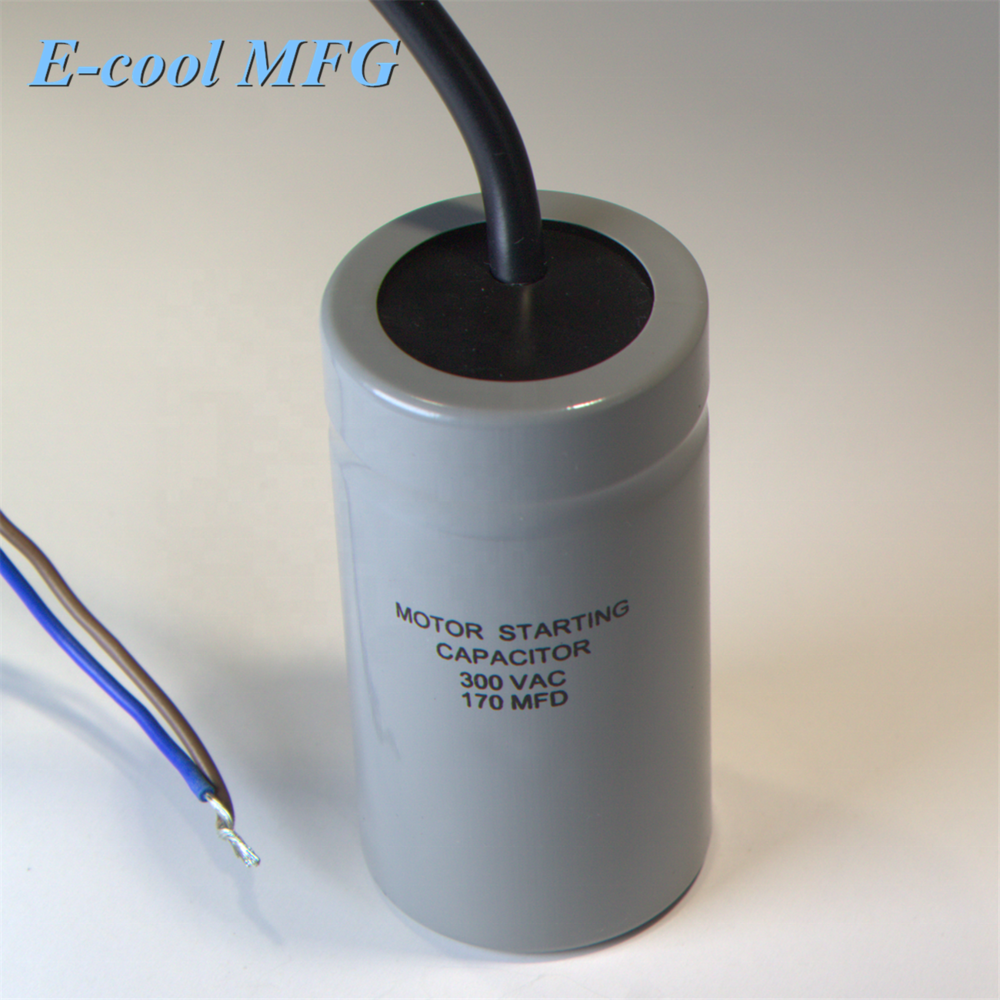 Chineses wholesale cd60 mfd capacitor 125vac motor start