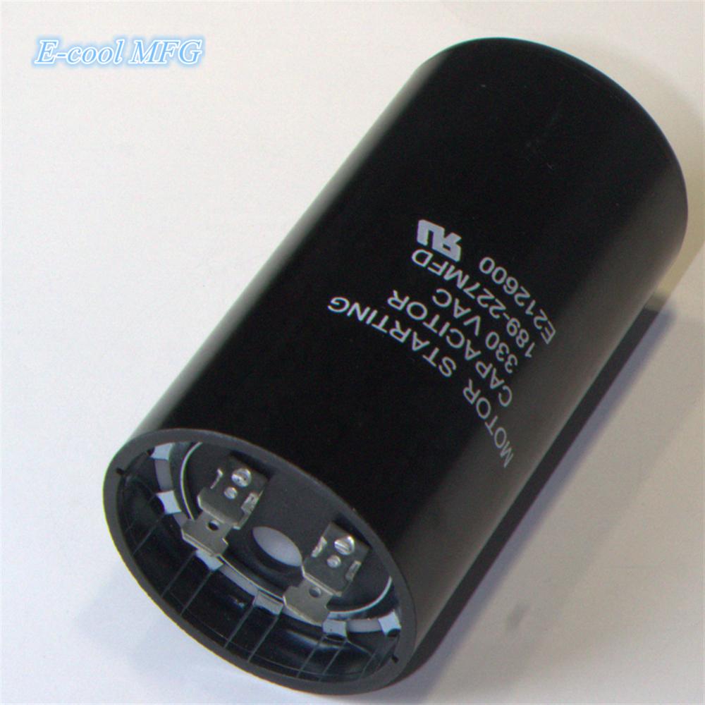 CD60 21-1536MFDAC 110-330V Cylinder Round Motor Starting Capacitor