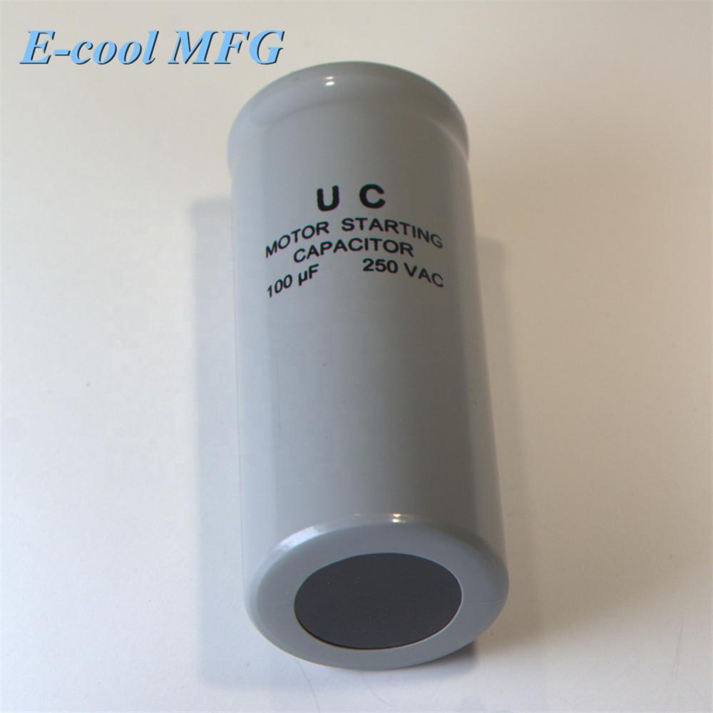 20-1600uf 110v-330v CD60 AC MOTOR STARTING CAPACITOR