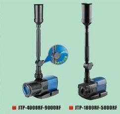 Frequency Variation Fountain Pump (JTP-1800RF) with Ce Approved