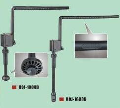 Multi-Fountain Submersible Filtration Pump (HQJ-1000B) with Ce Approved
