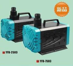 Multi-Fountain Submersible Pump (YFB-2503) with Ce Approved
