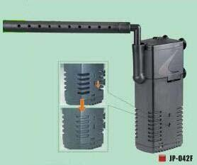 Multi-Fountain Submersible Filtration Pump (JP-042F) with Ce Approved