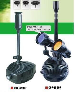Pond Pump (CQP4500F) with Ce Approved