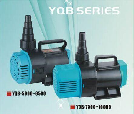 Multi Fountain Submersible Pump (YQB-5000) with CE Approved