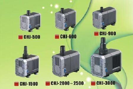 Mlilti-Flunction Submersible Pump (CHJ-500) with CE Approved