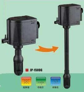 Multi-Fountain Submersible Pump (JP-1500G) with Ce Approved