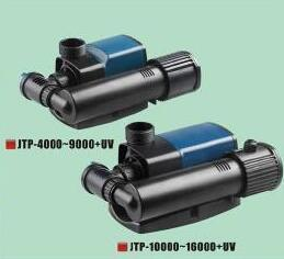 Frequency Variation Pump UV-C Clarifying (JTP-4000+UV) with Ce Approved