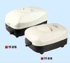 Air Pump (YT-818) for Aquarium and Pond