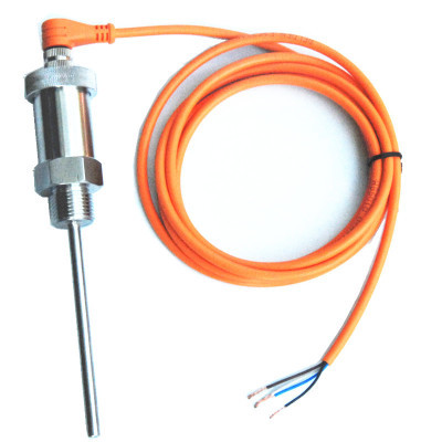 Explosion-proof belt 4-20ma signal output PT100 thermal resistance integrated temperature transmitter