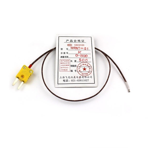 WRNT-01 Type K Bead Thermocouple with Exposed Probe