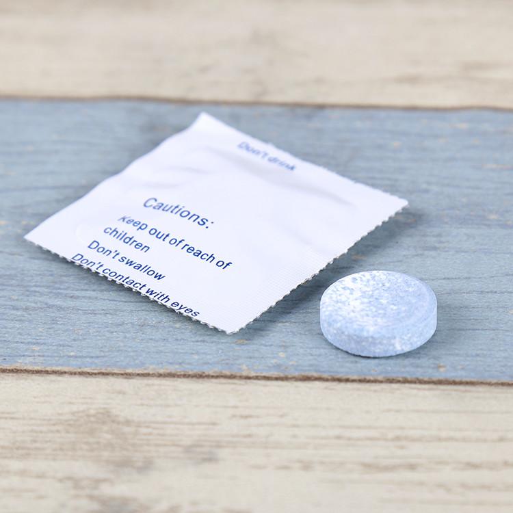 2020 new pearlie white denture cleaner tablet OEM