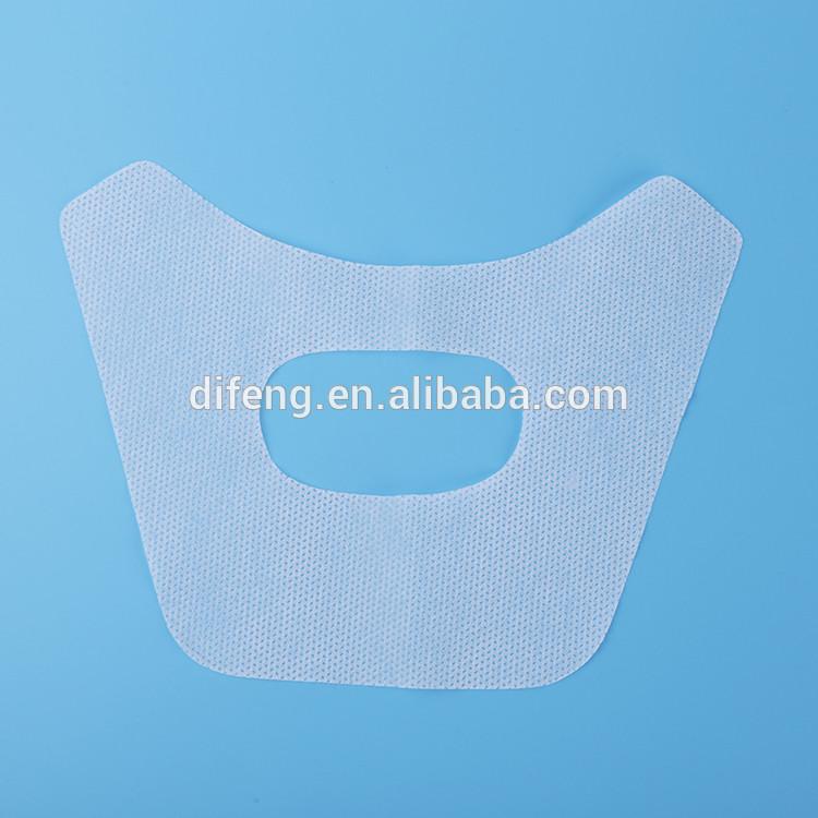 sterile compress packing white dental medical face gauze