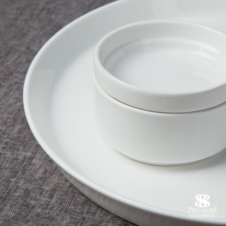 Wholesale serving bowl set, sauce bowl set, beauty buffet utensils