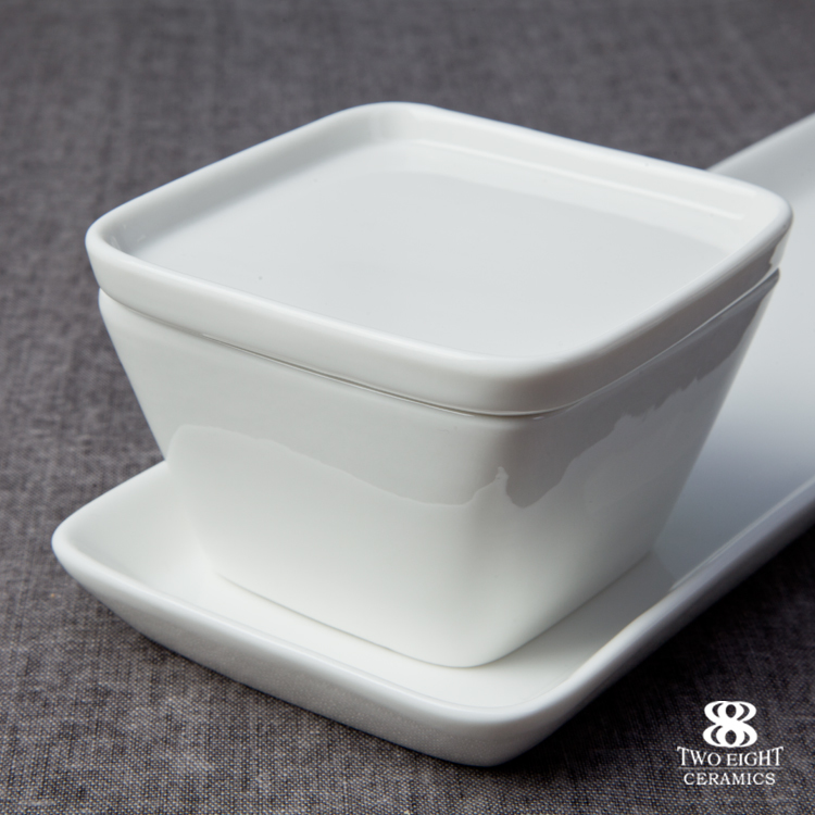 Porcelain ramekin, sauce bowl, ceramic bowl wholesale