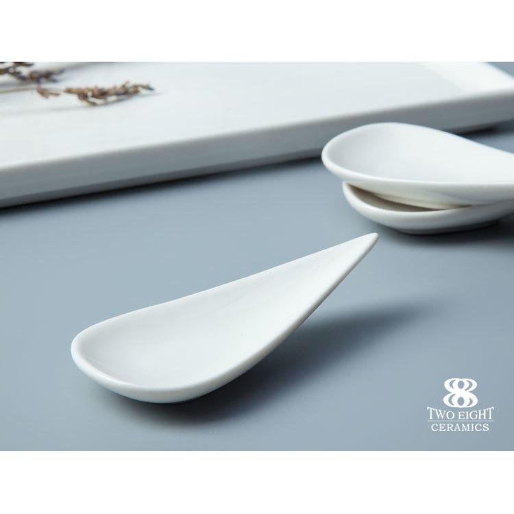 Wholesale fine china dinner set, royal fine porcelain snack serving dish