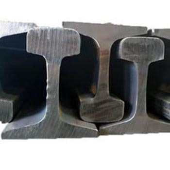 High quality Heavy Rail 60kg/m national railway steel rail introduction
