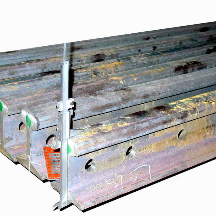38 kg/m Heavy Steel Rail with material U71Mn specification