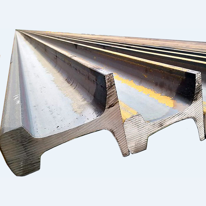 P75 Steel Rail for heavy railway line