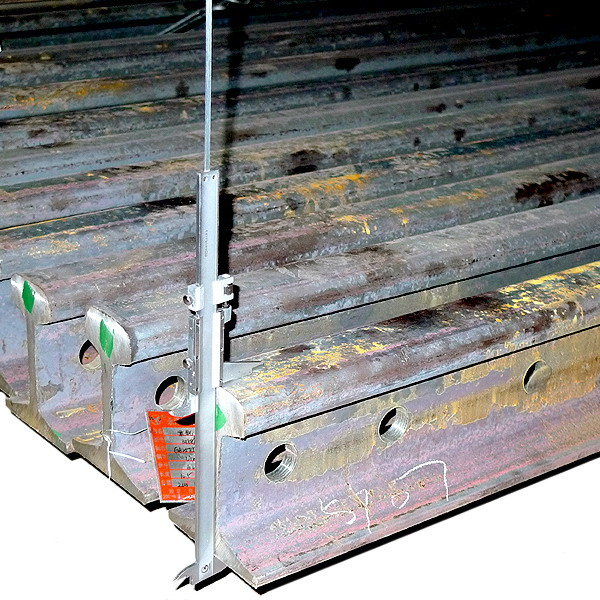 43kg Chinese standard U71Mn heavy steel rail