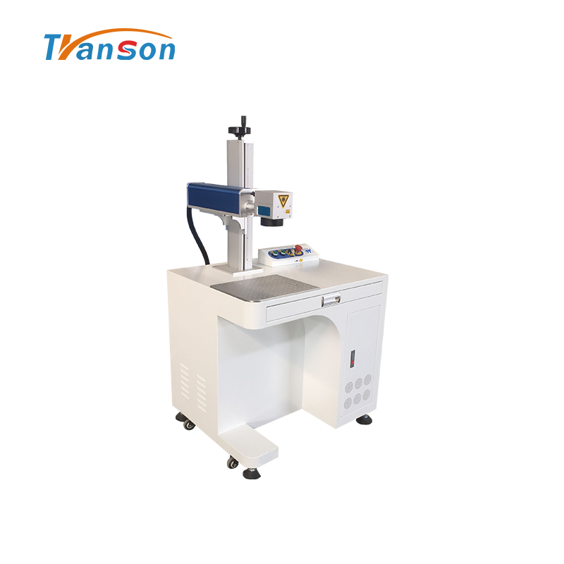 Affordable 20WFiber laser Marking Machine New Desktop Type