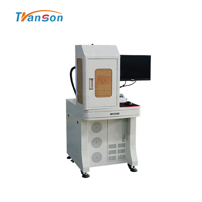 20WFiber laser Marking Machine Sealed Type