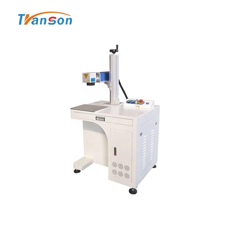 20W 30W 50W disktop super laser best price marking machine high-precision marking