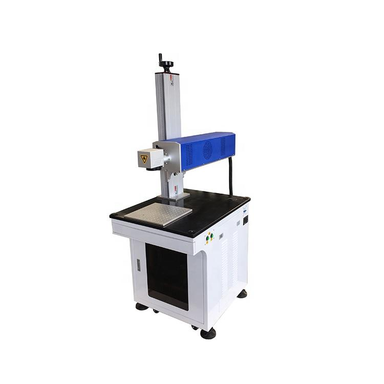 Factory Price Fiber Desktop Co2 Glass Tube Laser Marking Machine