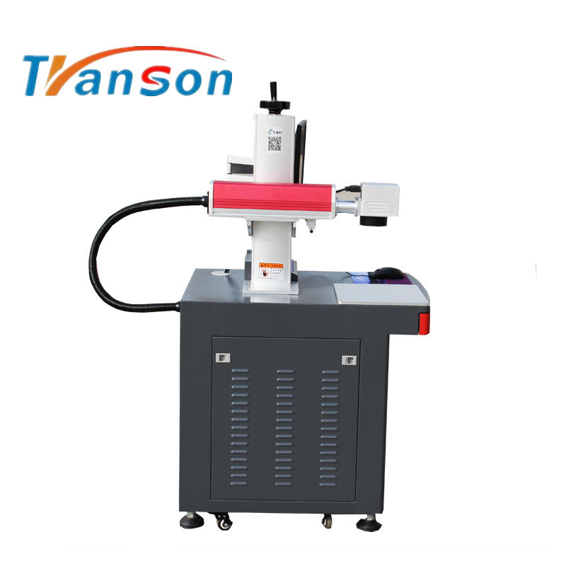 30W Fiber Laser Marking Machine Desktop Type New Design