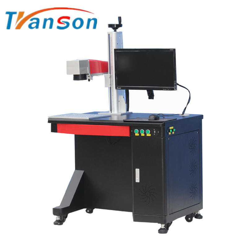 100WFiber laser Marking Machine Desktop Type TSF-100